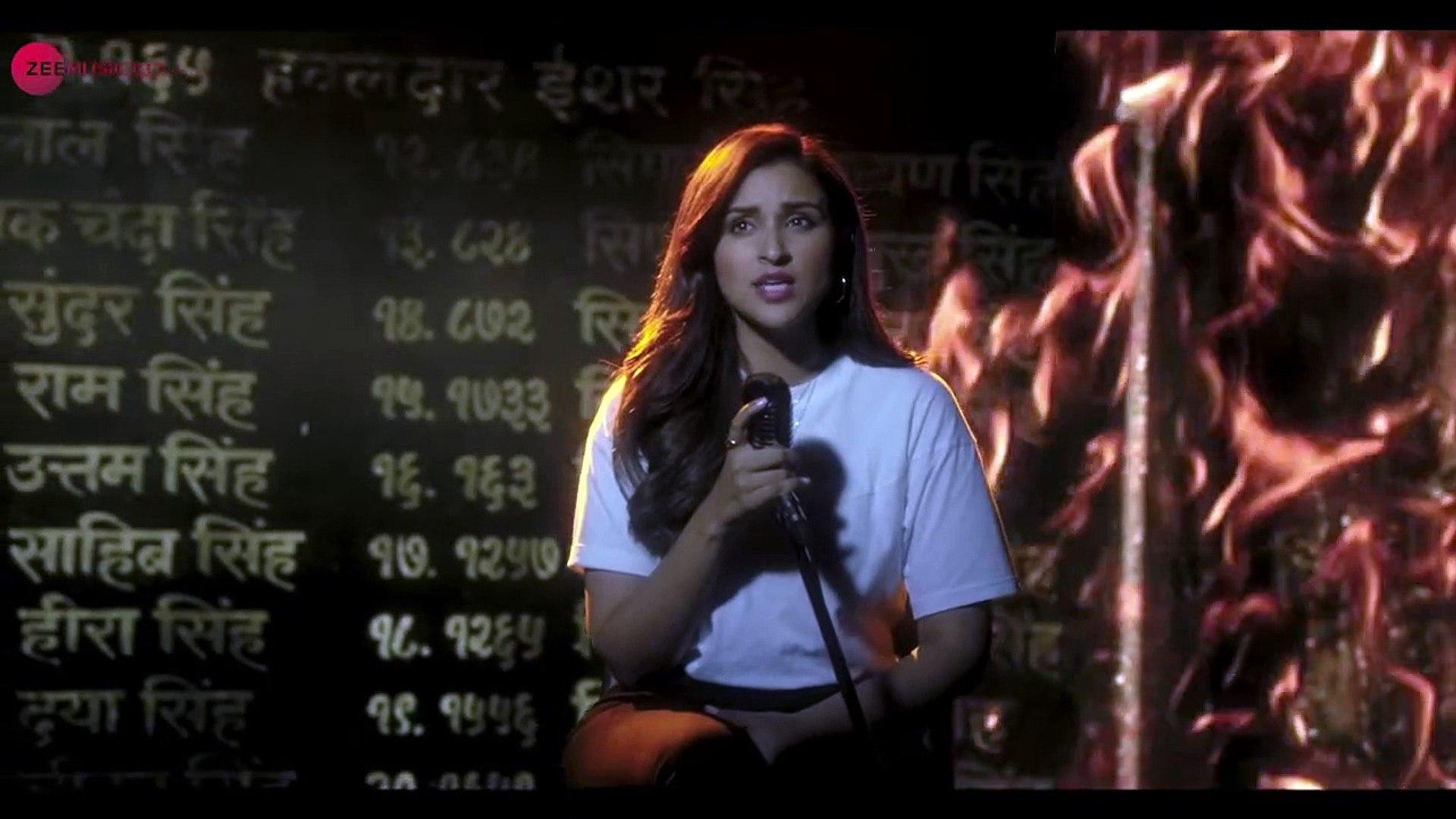 Teri Mitti Female Version - Kesari - Arko feat  Parineeti Chopra - Akshay  Kumar - Manoj Muntashir
