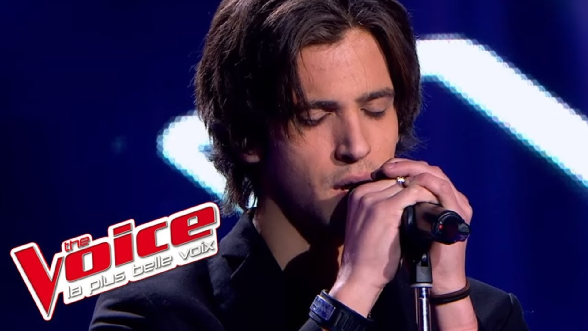 Elton John – Your Song | Raf | The Voice France 2013 | Blind Audition