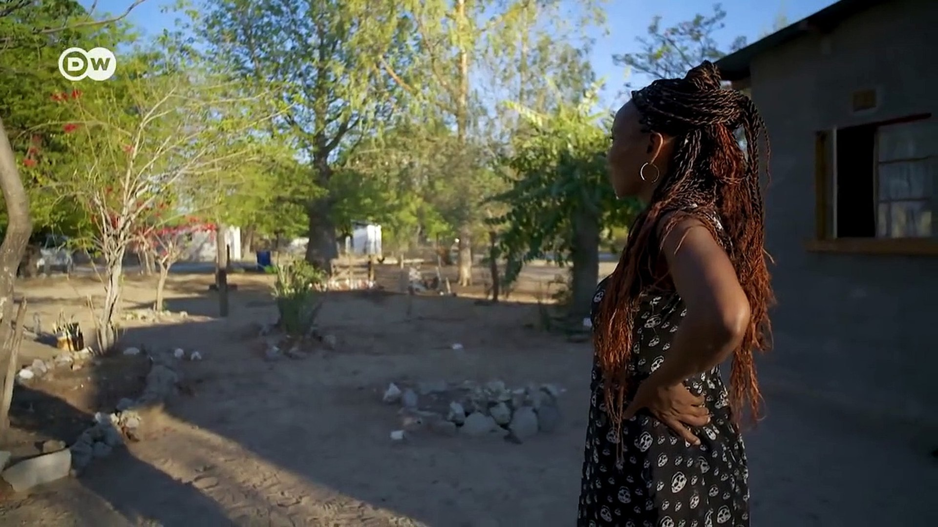 Africa - Rocker ladies in Botswana  (African Documentary)