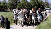 Sernhac : première abrivado au Valadas pour le comité des fêtes