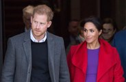 The Duke and Duchess Of Sussex refer to unborn child as Baby Sussex