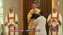Incendie de Notre-Dame de Paris : vive émotion chez les catholiques de France