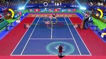 Mario Tennis Aces - Nouveaux défis des anneaux