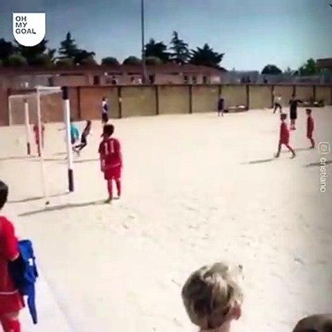 Cristiano Junior a inscrit 12 buts... en seulement 2 matches