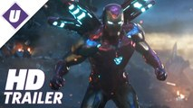 Avengers: Endgame - To The End Official Trailer
