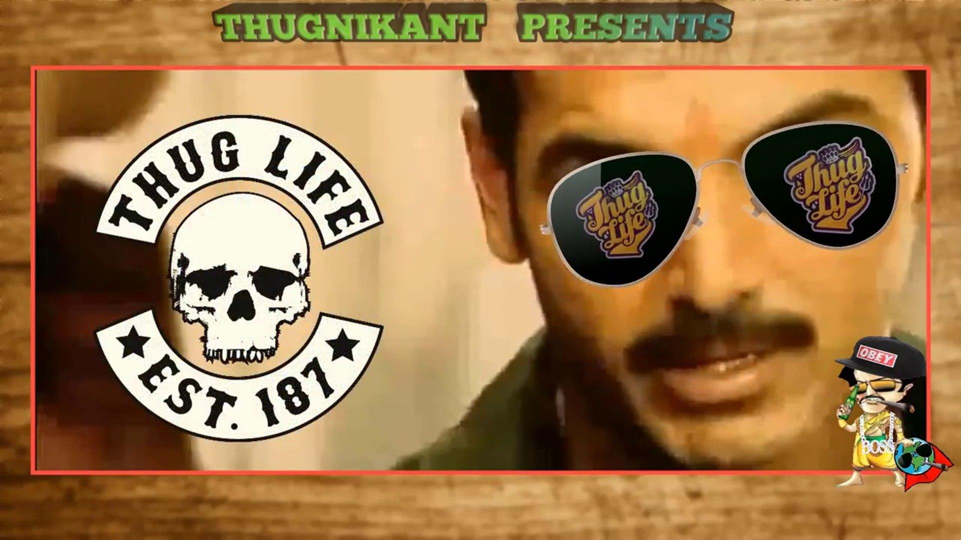 John Abraham Ultimate Thug Life bollywood thug life