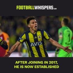 Who is Spurs target Eljif Elmas?