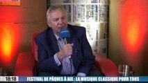 Festival de Pâques à Aix : la musique classique pour tous