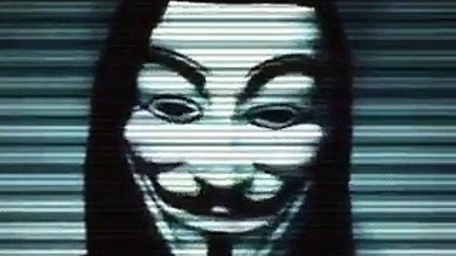 அனானிமஸ் குழுவினர் பரபரப்பு வீடியோ ஜூலியஸ் அசாஞ்சேவை விடுதலை செய்யச் சொல்லி பேச்சு Anonymous group release latest video about to release Julies assange. They hacked euacder internet systems and gadgets.