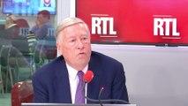 """""""Notre-Dame est le grand témoin de l'Histoire de France"""" dit Alain Duhamel sur RTL"""
