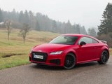 Essai Audi TTS 306 ch Quattro S-Tronic 2019