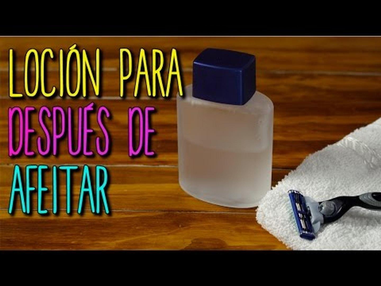 Locion Para Después De Afeitar Casera Piel Sensible Diy After Shave Catwalk Vídeo Dailymotion