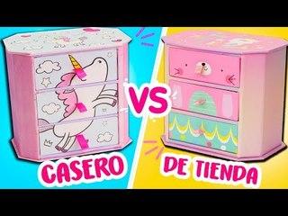 """Organizador de ESCRITORIO """"CASERO VS DE TIENDA"""" ¿CUÁL ES MEJOR?  RETO DIY   CATWALK"""
