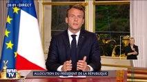 Incendie de Notre-Dame: Revoir l'intégralité de l'allocution d'Emmanuel Macron
