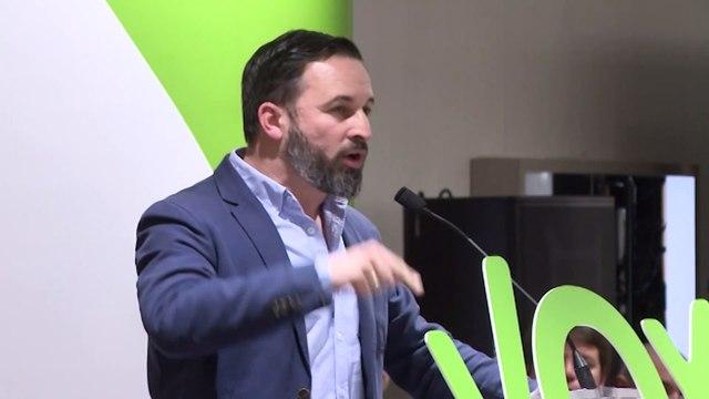 La Junta Electoral no deja a Abascal ir al gran debate pero sí a Junqueras a otro en Cataluña