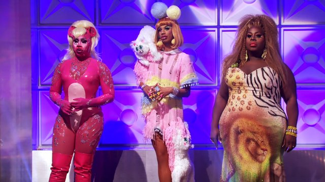 (TBBD) The Boulet Brothers' Dragula ~ Season 3 Episode 4 : OUTtv