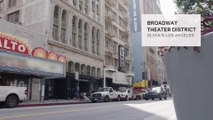 Broadway Theater District | A Refined Point of View: LA