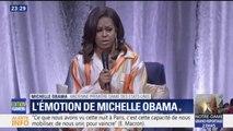 Notre-Dame de Paris: comment Michelle Obama a appris que la cathédrale était en feu