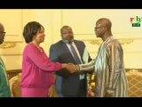 RTB/LePremier ministrereçoit en audience les membres du conseil national du patronatburkinabé
