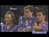 Magnifique Coup-Franc de Juninho lors du match Lyon-Toulouse