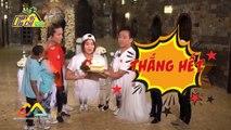 Chạy Đi Chờ Chi - Hậu Trường - Lan Ngọc được ekip Chạy Đi Chờ Chi tổ chức sinh nhật bất ngờ