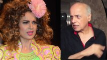 Kangana Ranaut's sister Rangoli Chandel shocking Revelation on Mahesh Bhatt; Check Out | FilmiBeat