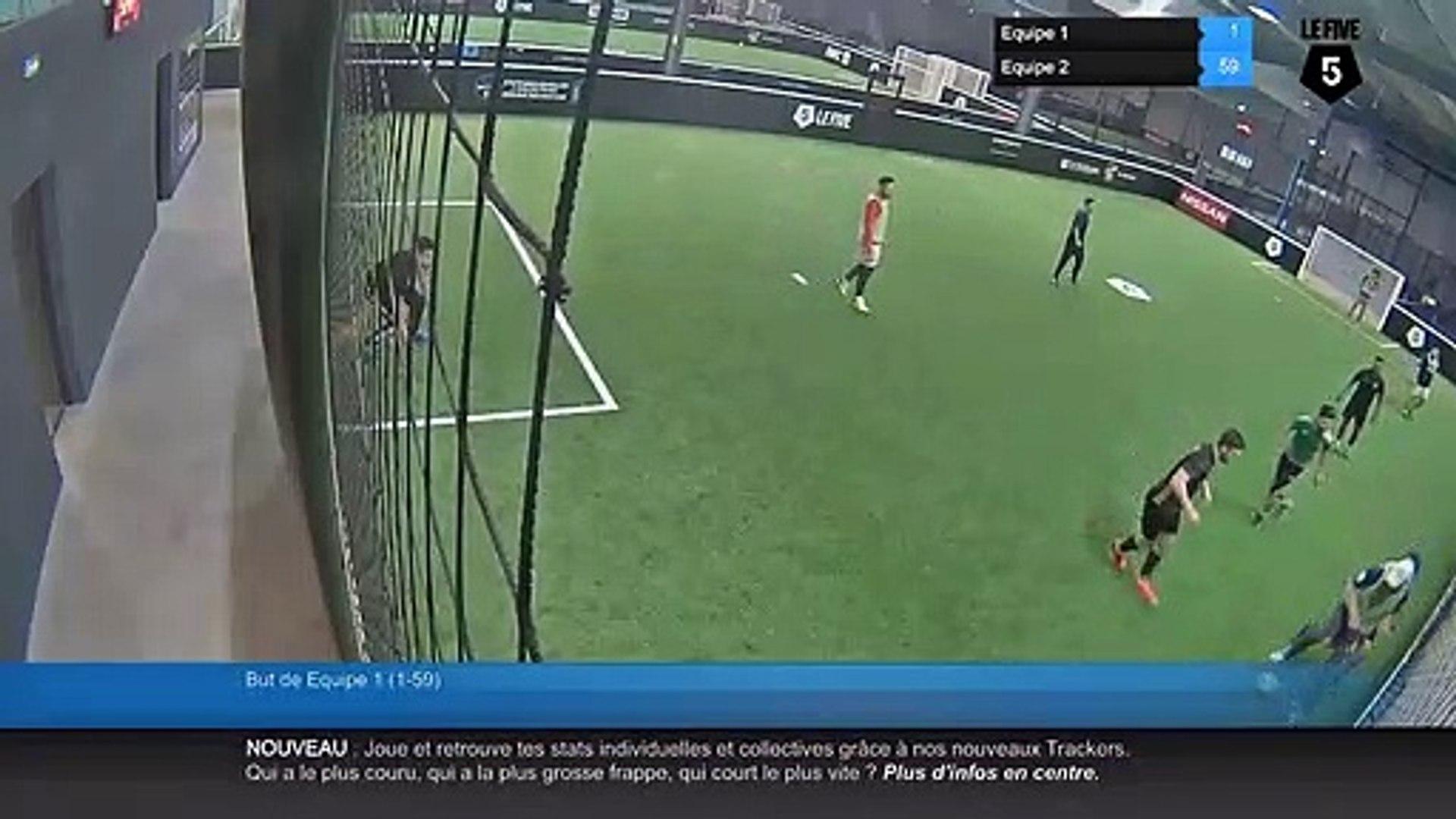 But de Equipe 2 (0-14) - Equipe 1 Vs Equipe 2 - 14/04/19 14:00 - Loisir Mulhouse (LeFive)