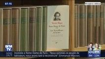 Après l'incendie de Notre-Dame, le chef d'oeuvre de Victor Hugo en tête des ventes