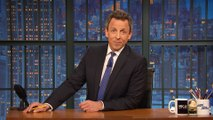 Seth Announces a Special Episode of Late Night with Seth Meyers