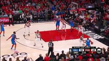 Quand Russell Westbrook et Damian Lillard se chamaillent