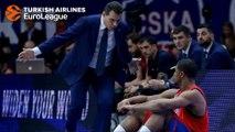 Itoudis praised CSKA's 'almost perfect' effort
