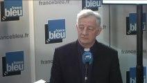 Incendie de Notre-Dame : monseigneur Marsset, vicaire général de l'achidiocèse de Paris