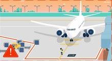 Sécurité des vols, agir ensemble au sol - Vérification de l'état du poste avion