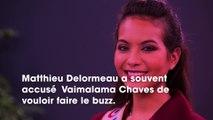 Matthieu Delormeau entre dans une colère noire et clash Vaimalama Chaves