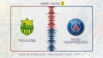 FC Nantes v Paris Saint-Germain: Teaser