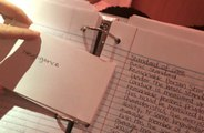 Kim Kardashian West revises for Tort law exam