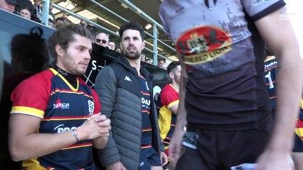 Rugby à 7 : les South Sevens en démo