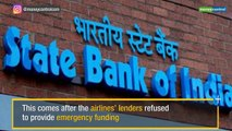 Jet Airways halts operations temporarily as banks reject funding request