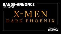 X-MEN DARK PHOENIX : bande-annonce finale [HD-VOST]