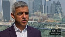 Khan says climate protesters 'not helping the cause'