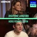 """After - Chapitre 1 : l'interview """"en avoir ou pas"""" de Josephine Langford et Hero Fiennes-Tiffin"""