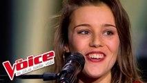 Barbara – Mon enfance | Angélina Wismes | The Voice France 2013 | Blind Audition