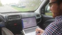 Wallonie: un dispositif PEMS pour contrôler les émissions des constructeurs automobiles (test en voiture)