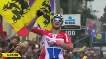 Ciclismo - Flèche Brabançonne - Mathieu van der Poel Wins La Flèche Brabançonne