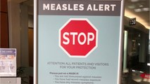 """Man Dubbed """"Patient Zero"""" Spread Measles From NY To MI"""