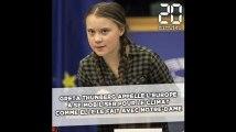 Greta Thunberg appelle les dirigeants européens à se mobiliser pour le climat comme ils le font pour Notre-Dame