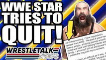 HUGE WWE STAR JUMPS TO SMACKDOWN! WWE Star Luke Harper Tries To QUIT! | WrestleTalk News Apr. 2019