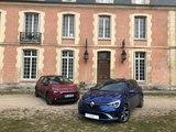 Comparatif statique : la Renault Clio 5 affronte la Citroën C3