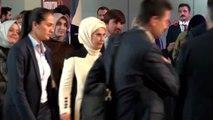 """Emine Erdoğan'a """"Changemaker"""" Ödülü- Emine Erdoğan: """"Türkiye, Sivil Toplum Kuruluşlarıyla Birlikte..."""