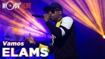 ELAMS : Vamos (live @ Concert Mouv' x AllPoints)